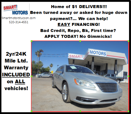 200 Down Payment Car >> Pre Owned 2012 Chrysler 200 4dr Car In Tucson S7082